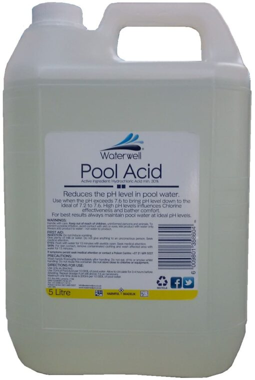 Pool Acid-5L